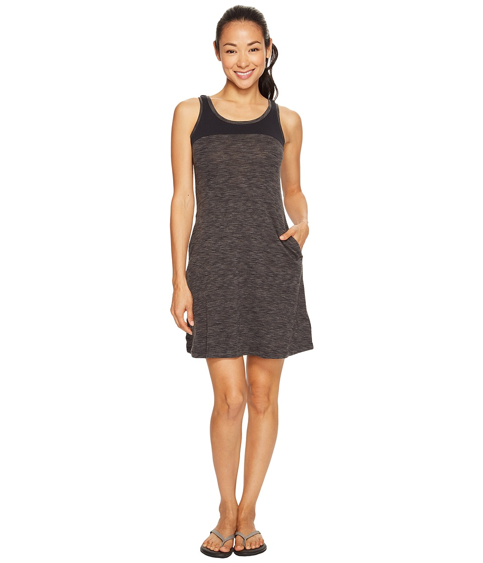 Columbia - OuterSpaced II Dress (Black Spacedye) Women's Dress