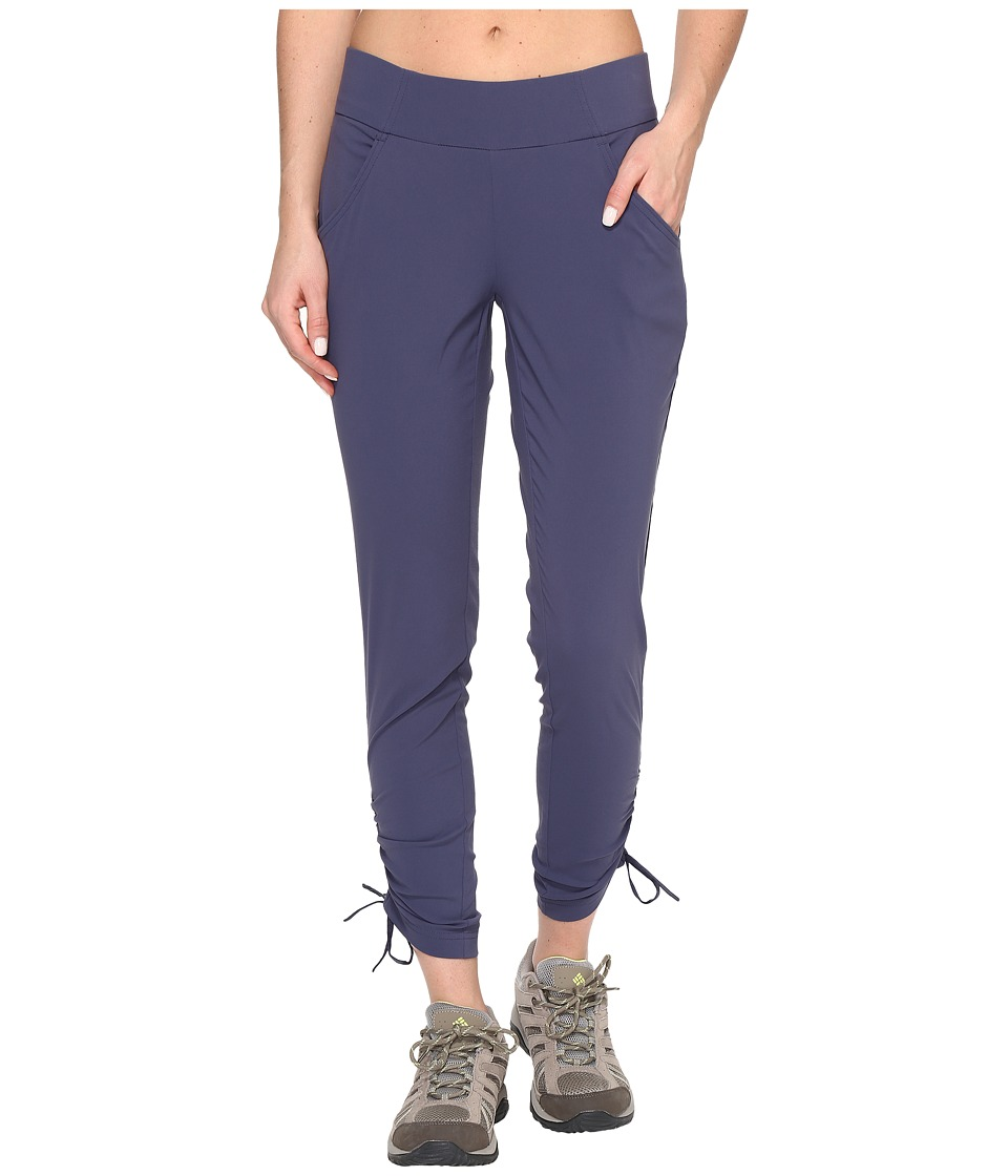 Columbia - Anytime Casual Ankle Pants (Nocturnal) Women's Casual Pants