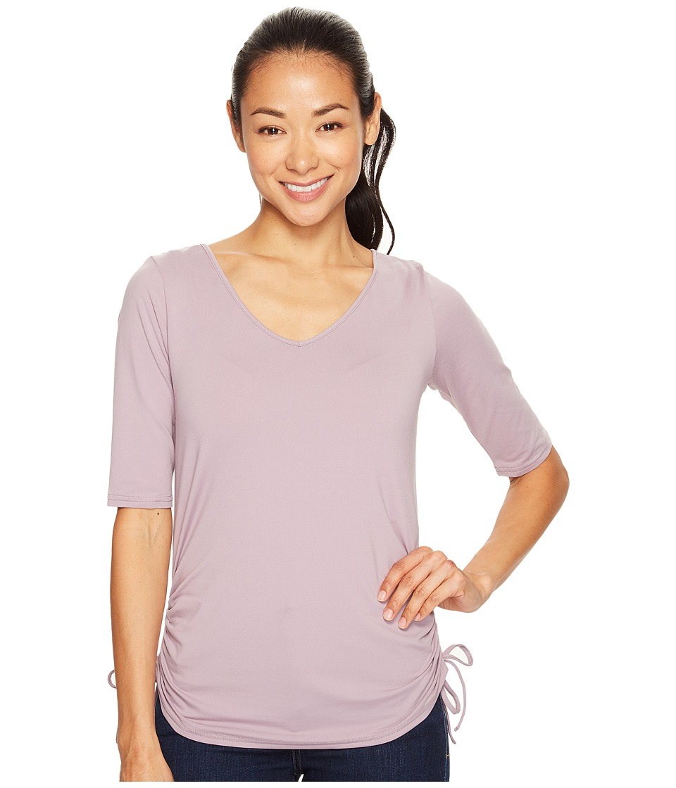 Columbia - Anytime Casual II Tee (Sparrow) Women's Short Sleeve Pullover