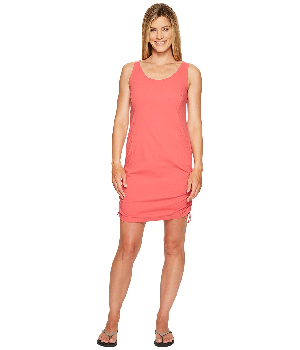 Columbia - Anytime Casual Dress (Sunset Red) Women's Dress