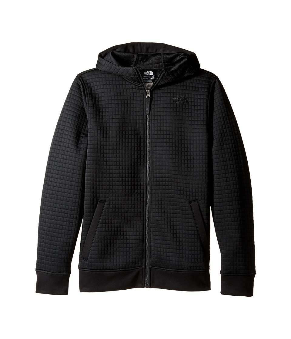 The North Face Kids - Griddy Hoodie (Little Kids/Big Kids) (TNF Black (Prior Season)) Boy's Sweatshirt