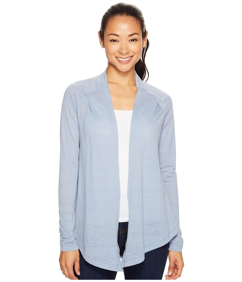 Columbia - See Through You Burnout Wrap (Beacon Dotty Dye Burnout) Women's Clothing