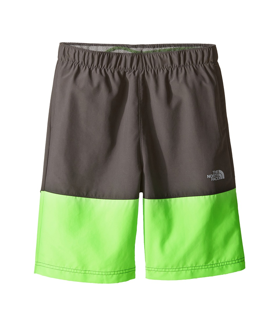 The North Face Kids - Class V Water Shorts (Little Kids/Big Kids) (Graphite Grey (Prior Season)) Boy's Shorts