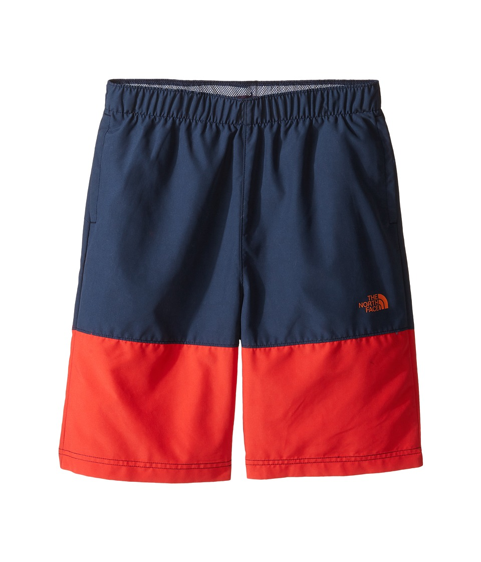 The North Face Kids - Class V Water Shorts (Little Kids/Big Kids) (Cosmic Blue (Prior Season)) Boy's Shorts