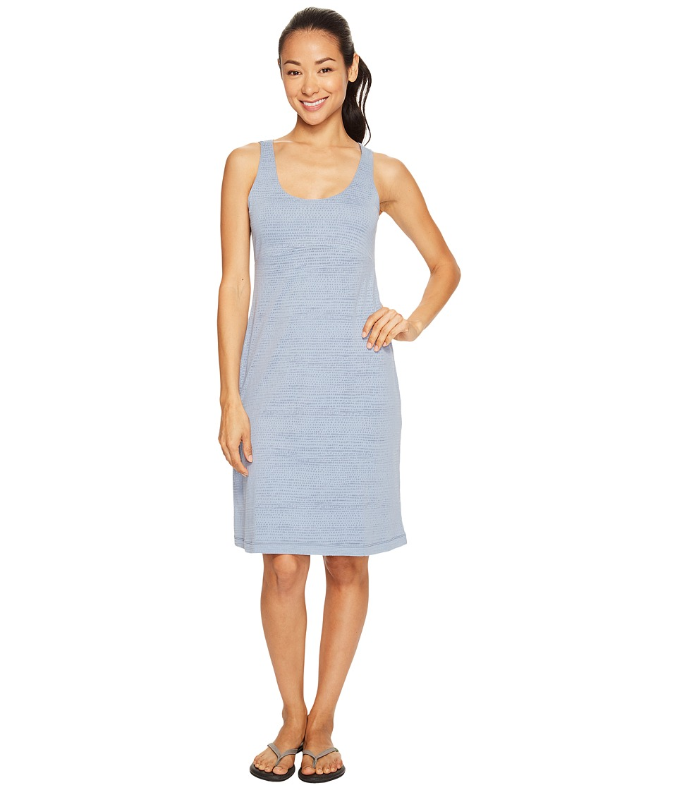 Columbia - See Through You Burnout Dress (Beacon Dotty Dye Burnout) Women's Dress