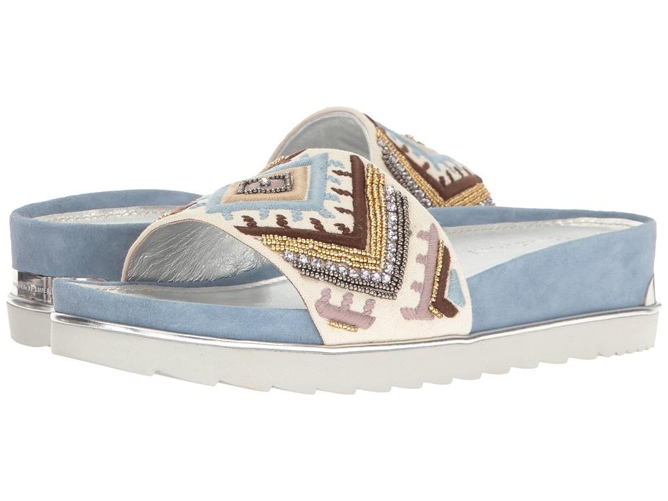 Donald J Pliner - Cava 3 SP (Dusk) Women's Wedge Shoes