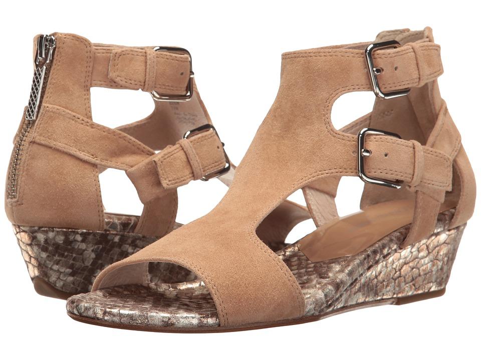 Donald J Pliner - Eden (Natural Kid Suede) Women's Wedge Shoes