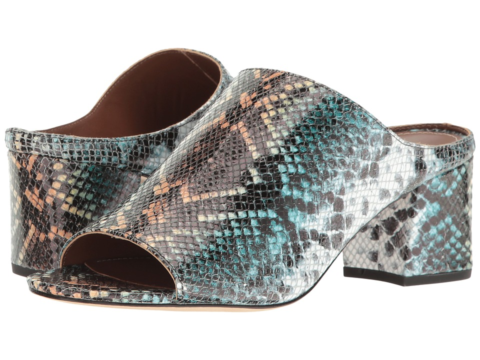 Donald J Pliner - Ellis (Dusk Soft Multi Snake) Women's Shoes