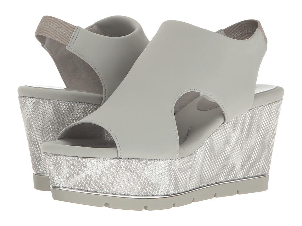 Donald J Pliner - Fonda (Ash Crepe) Women's Wedge Shoes
