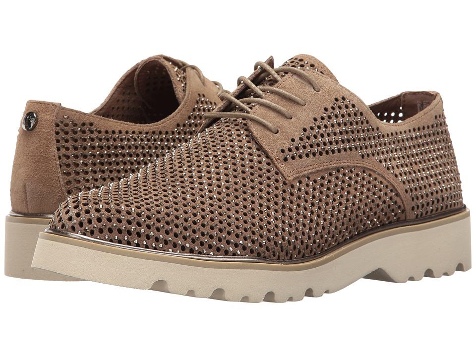 Donald J Pliner - Connisp (Taupe) Women's Lace up casual Shoes