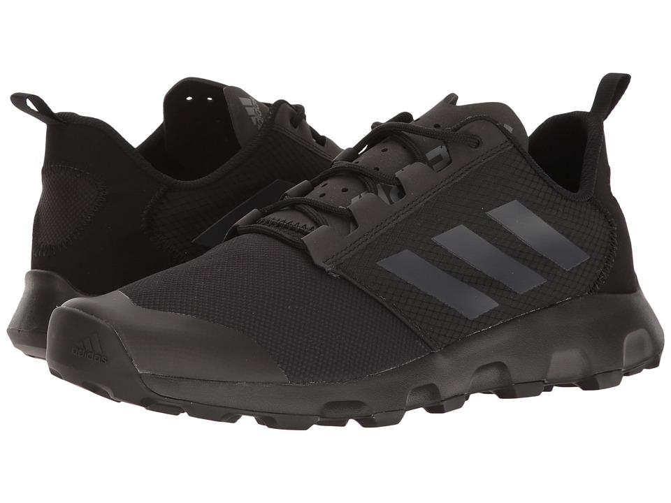adidas Outdoor - Terrex Voyager DLX (Black/Vista Grey/Black) Men's Shoes