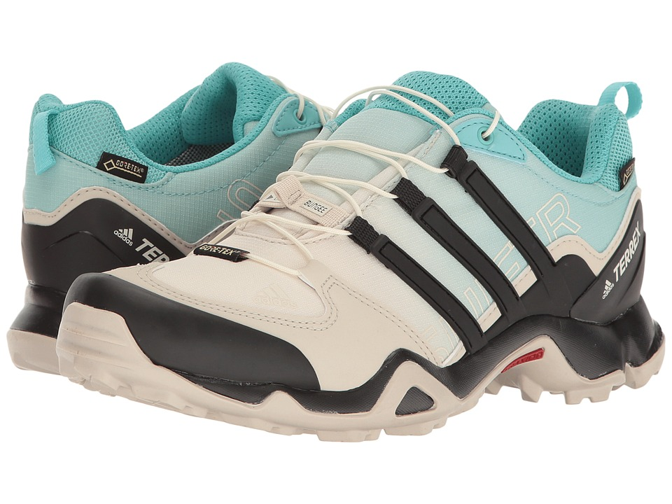 adidas Outdoor - Terrex Swift R GTX (Clear Brown/Black/Easy Mint) Women's Shoes