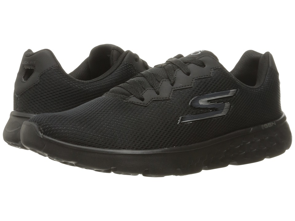 SKECHERS - Go Run 400 (Black) Men's Running Shoes