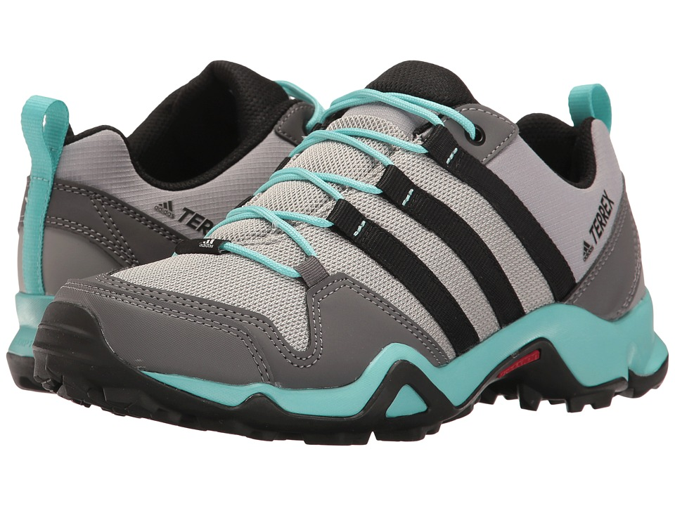 adidas Outdoor - Terrex AX2R (Medium Grey Heather Solid Grey/Black/Granite) Women's Shoes