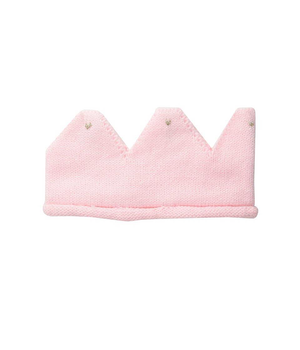 Mud Pie - Crown Ear Warmers (Pink) Accessories Travel