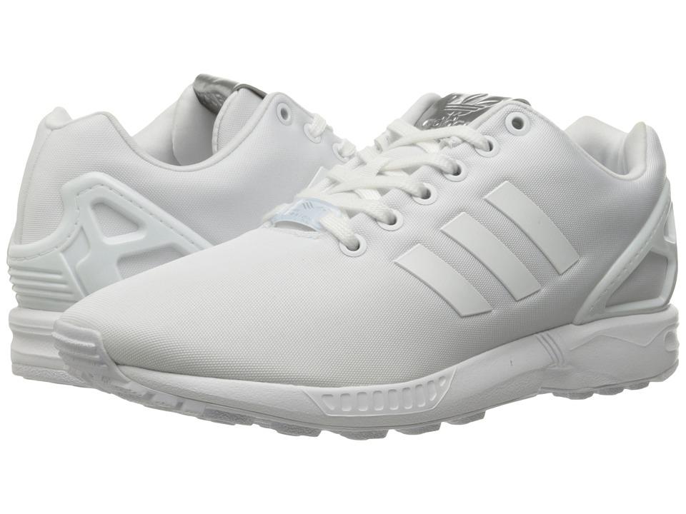adidas Originals ZX Flux 2 (Footwear White/Footwear White/White) Women