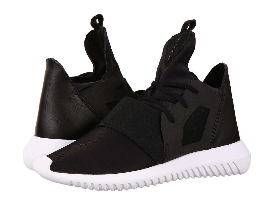 adidas Originals - Tubular Defiant (Core Black/Core Black/Core White) Women's Running Shoes