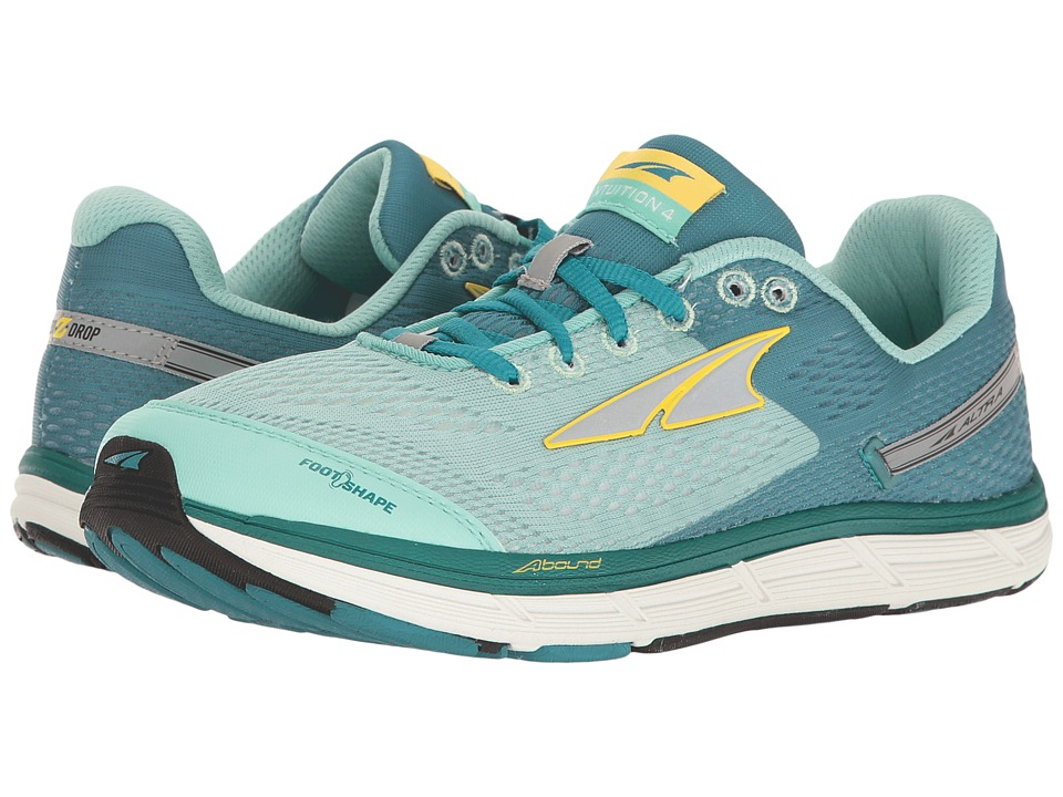 Altra Footwear Intuition 4 (Ocean/Teal) Women