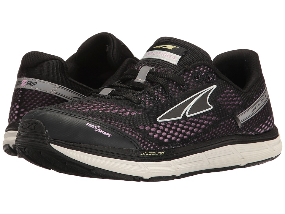 Altra Footwear Intuition 4 (Purple/Black) Women