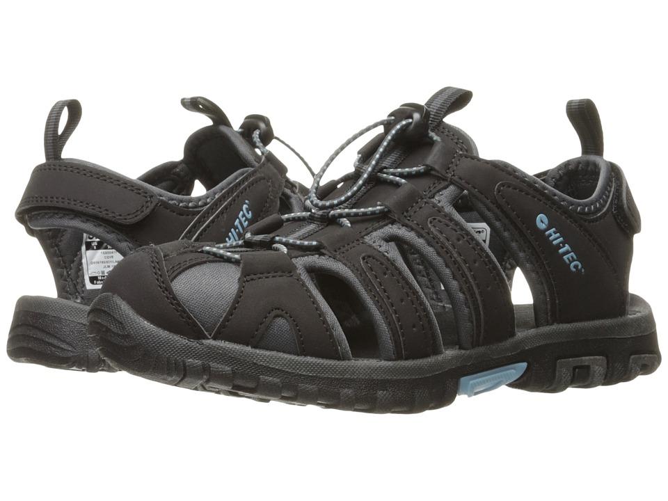 Hi-Tec - Cove (Black/Charcoal/Forget Me Not) Women's Shoes