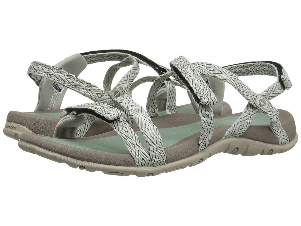 Hi-Tec - Santorini Strap (Jadeite/Warm Grey) Women's Shoes