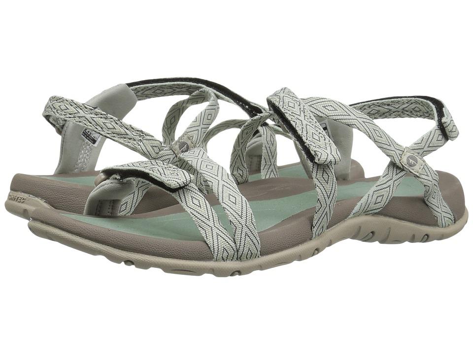 Hi-Tec - Santorini Strap (Jadeite/Warm Grey) Women's Shoes