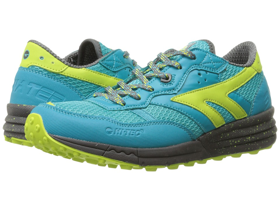 Hi-Tec - Badwater (Tile Blue/Blue Curacao/Blarney) Women's Shoes