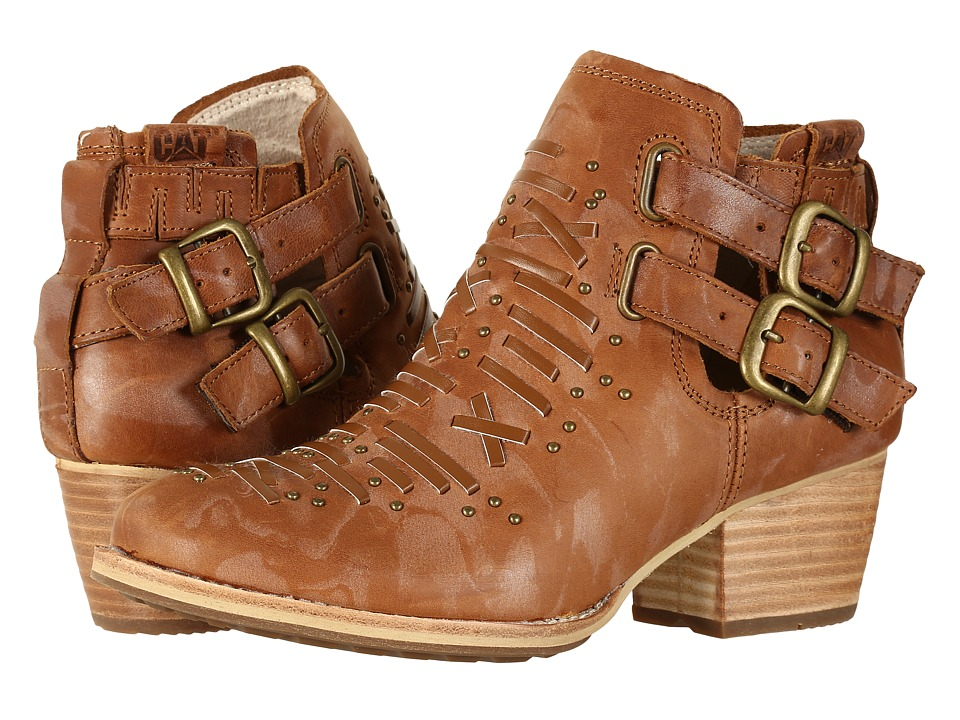 Caterpillar Casual - Cheyenne (Tawny) Women's Pull-on Boots