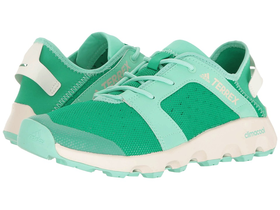 adidas Outdoor Terrex Climacool Voyager Sleek (Core Green/Chalk White/Easy Green) Women