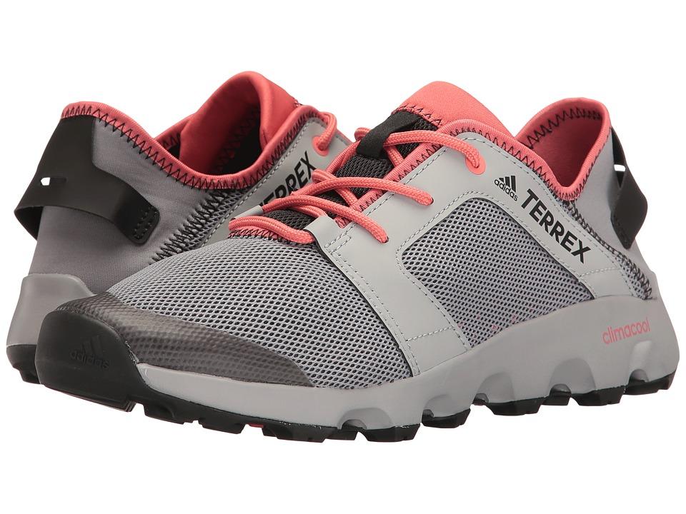 adidas Outdoor Terrex Climacool Voyager Sleek (Grey/Black/Tactile Pink) Women