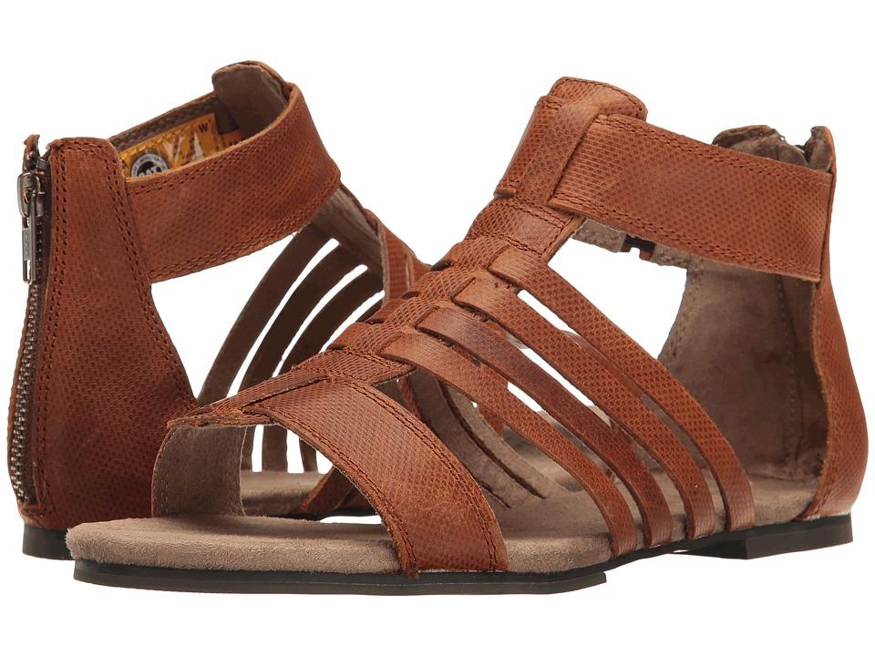 Caterpillar Casual - Tanga (Tan) Women's Toe Open Shoes
