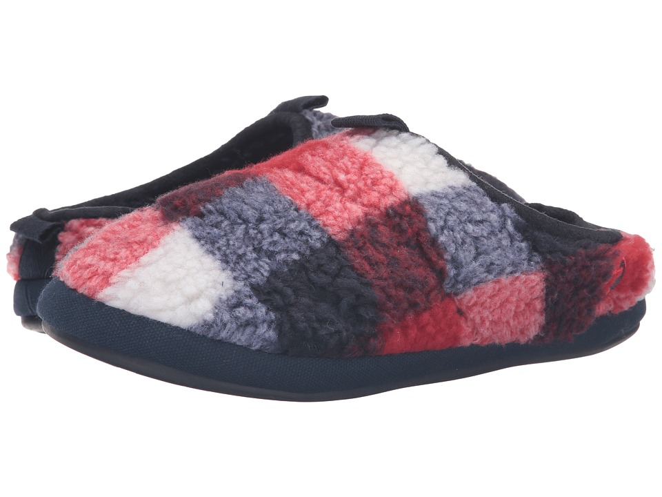 Bedroom Athletics - Gibson (Red/Navy/White) Men's Slippers