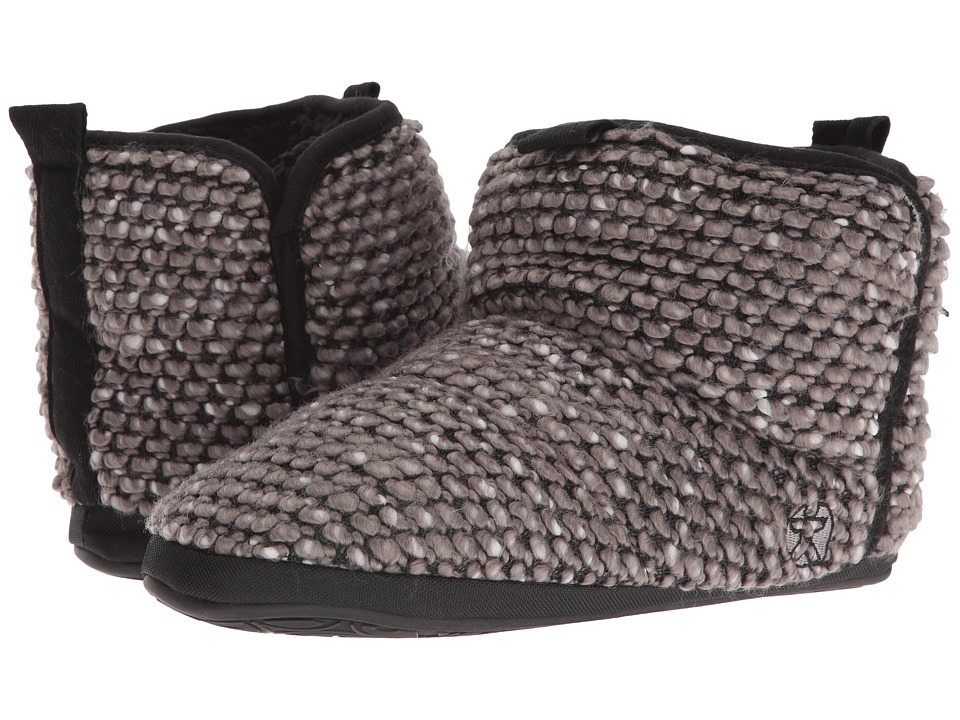 Bedroom Athletics - Willis (Charcoal Fleck) Men's Slippers