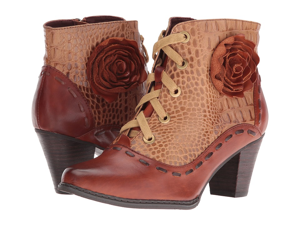 L'Artiste by Spring Step - Sufi (Brown) Women's Shoes