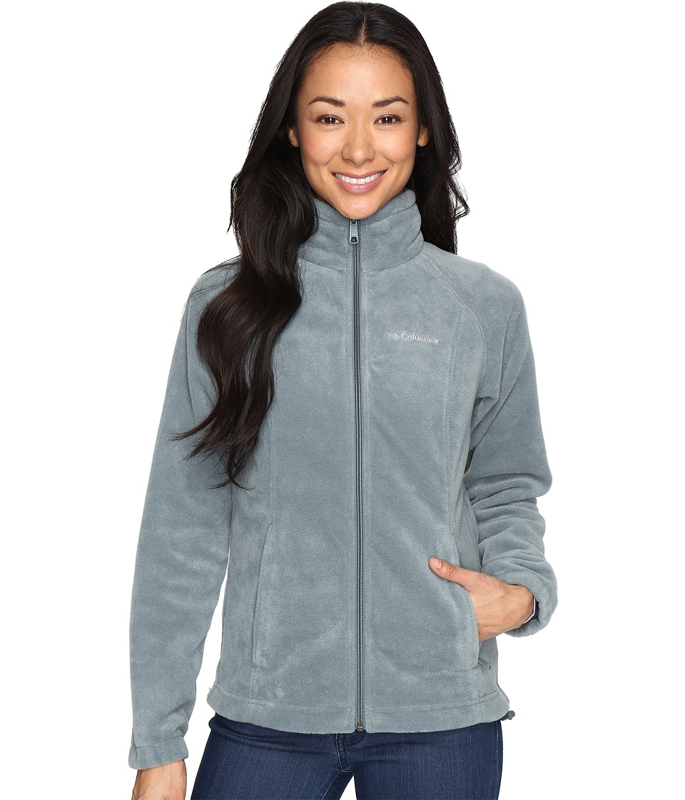Columbia Benton Springs Full Zip (Pond) Women
