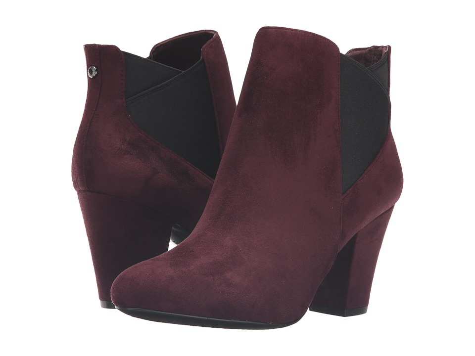 BCBGeneration Dolan (Pinot/Black Suede) Women