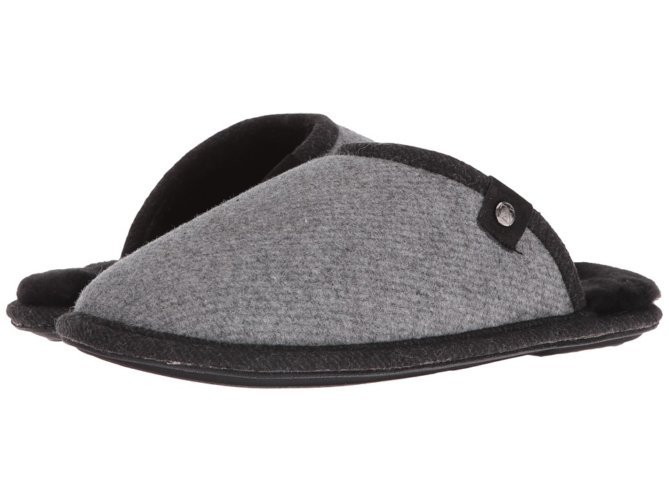 Bedroom Athletics - Spacey (Grey Felt) Men's Slippers