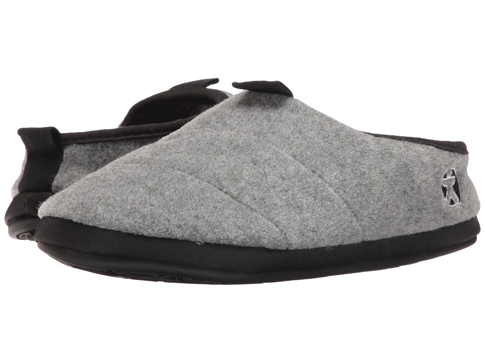 Bedroom Athletics - Travolta (Grey Fleck) Men's Slippers