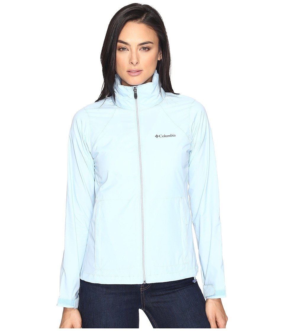 Columbia - Switchback II Jacket (Oxygen) Women's Coat