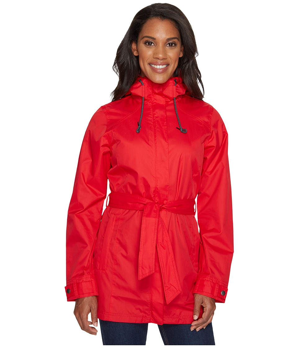 Columbia Pardon My Trenchtm Rain Jacket (Red Camellia) Women