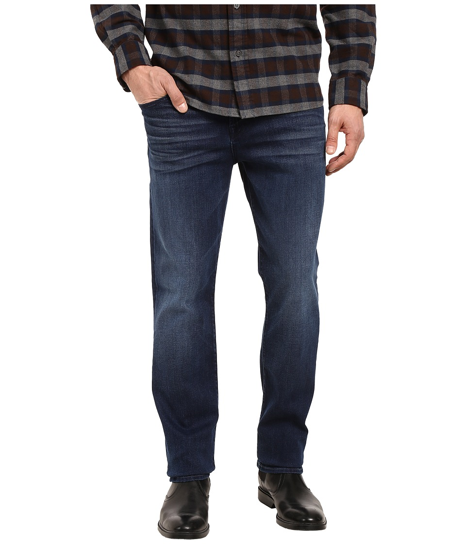 7 For All Mankind - The Straight w/ Clean Pocket in Belfast (Belfast) Men's Jeans