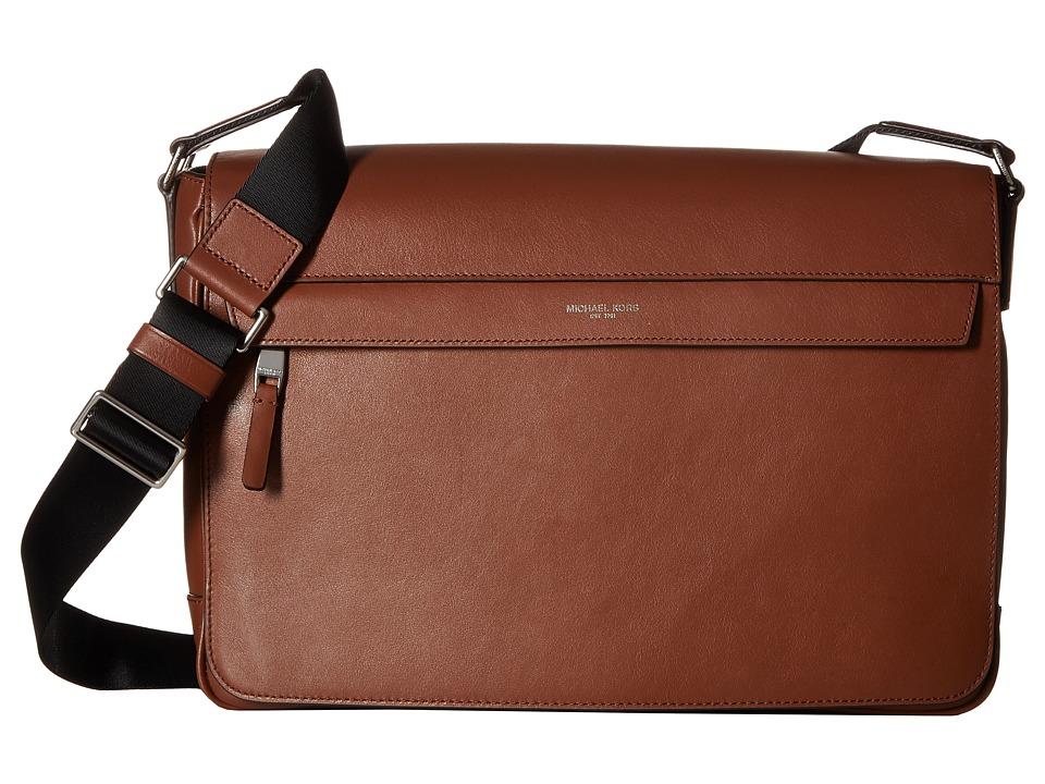 Michael Kors - Owen Large Messenger (Luggage) Messenger Bags