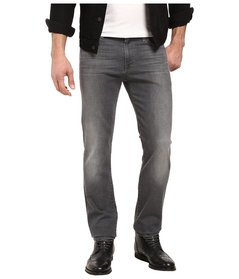 7 For All Mankind - Slimmy in Sulfur Grey (Sulfur Grey) Men's Jeans