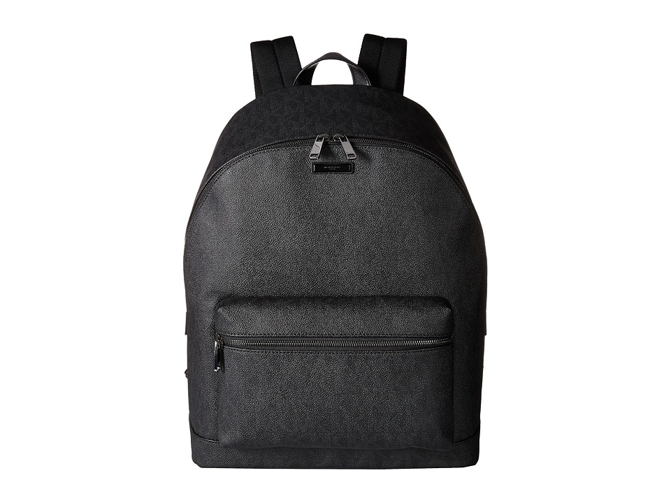 Michael Kors - Jet Set Backpack (Black) Backpack Bags