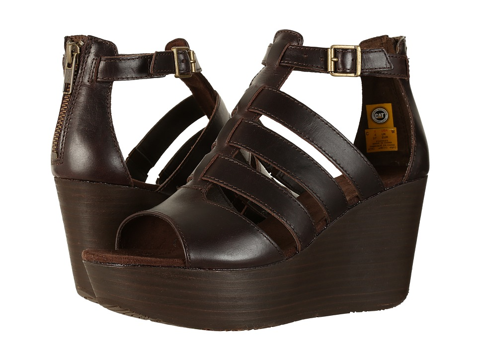 Caterpillar Casual - Westwood (Coffee Bean) Women's Shoes