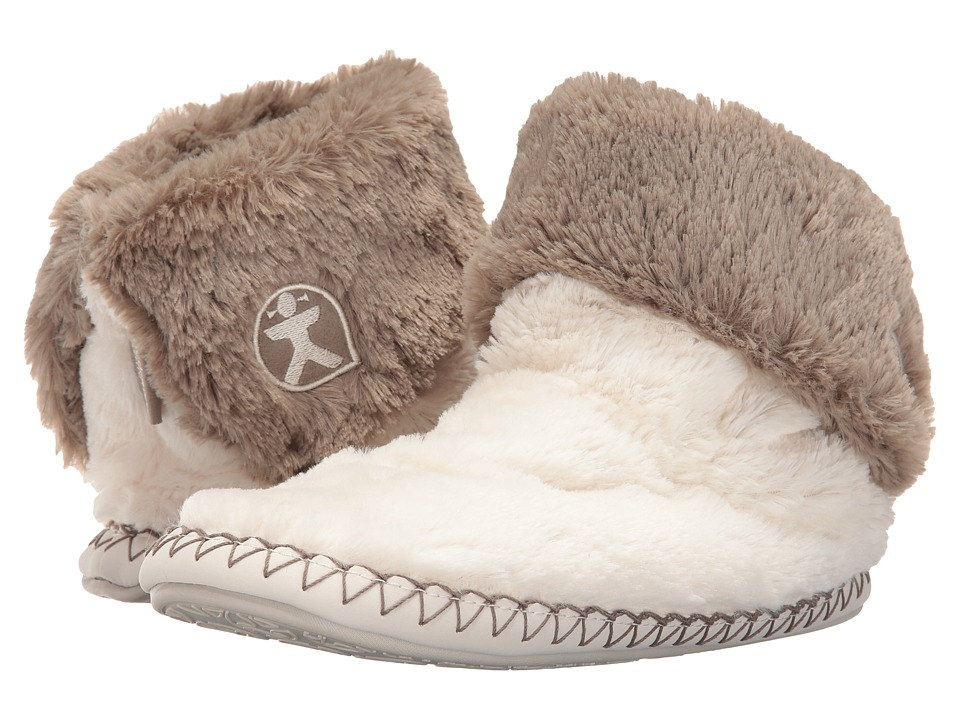 Bedroom Athletics - Audrey (Cream/Moonrock) Women's Slippers