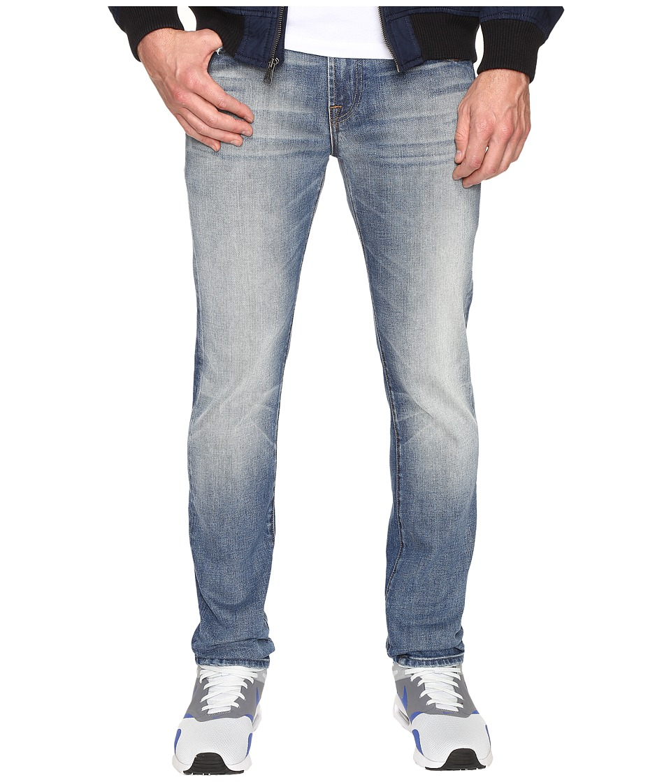 7 For All Mankind - Paxtyn w/ Clean Pocket in Mission Roads (Mission Roads) Men's Jeans