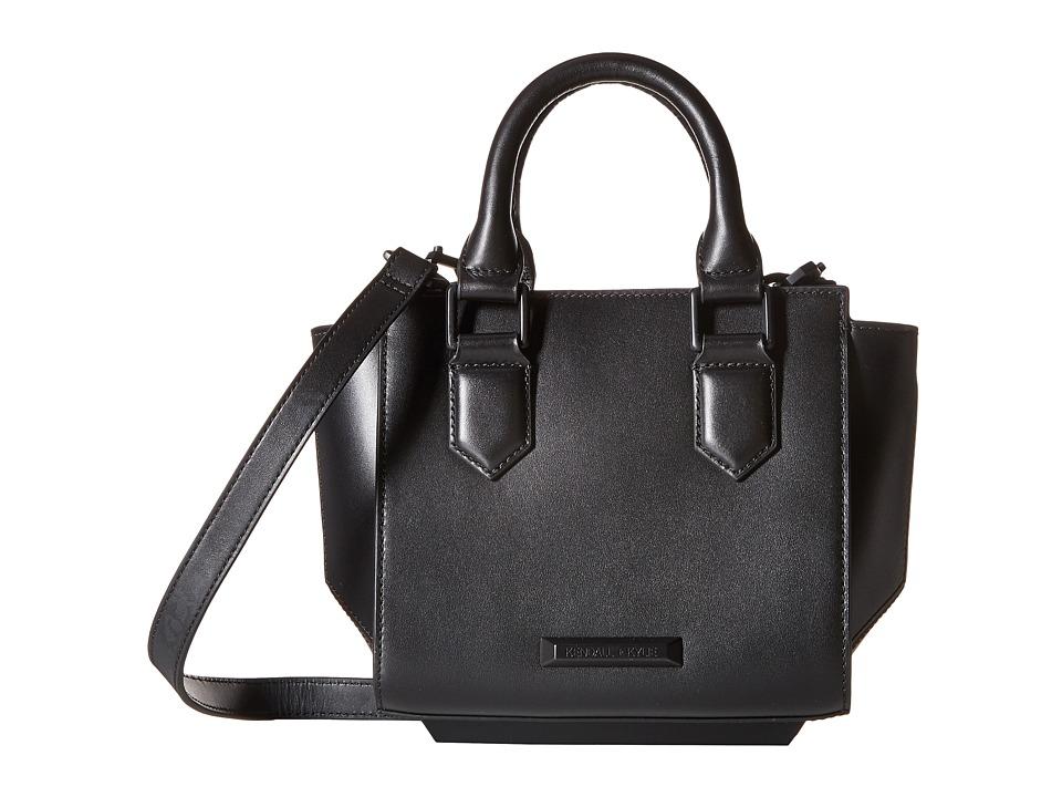 KENDALL + KYLIE - Brook Mini Tote (Black) Tote Handbags