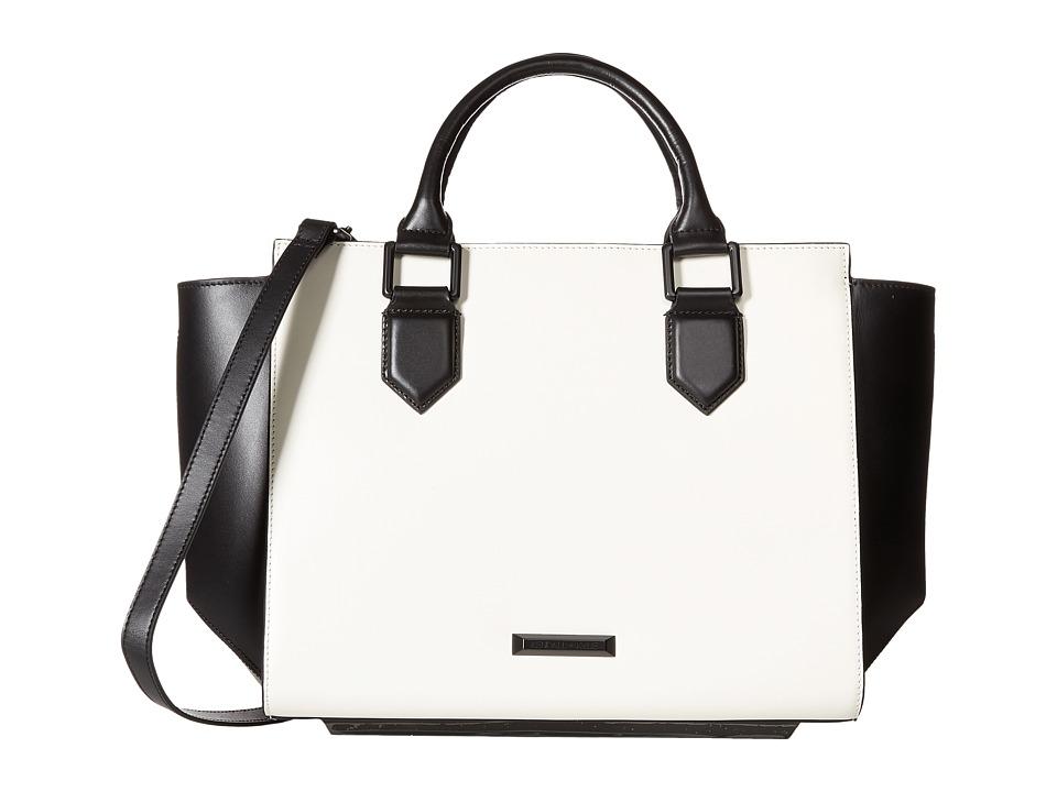 KENDALL + KYLIE - Brook Tote (Ivory) Tote Handbags