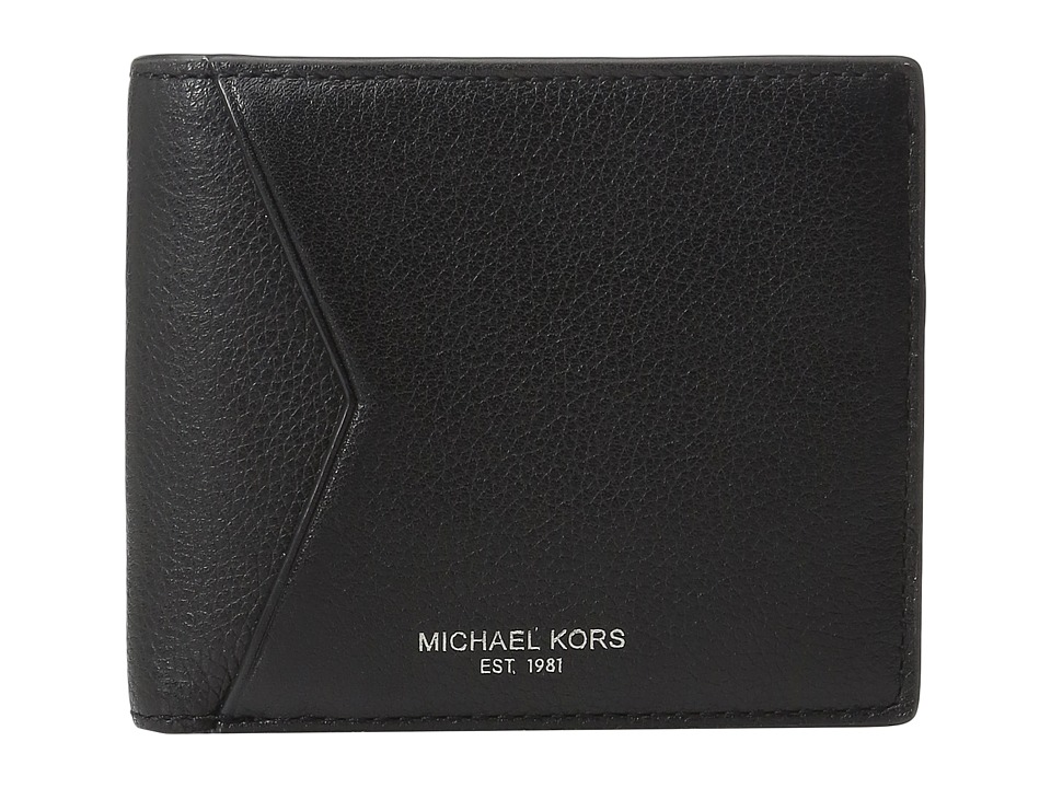 Michael Kors - Bryant Billfold (Black) Wallet Handbags